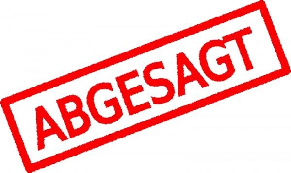 Ratssitzung abgesagt wegen nicht fristgerechter Einladung