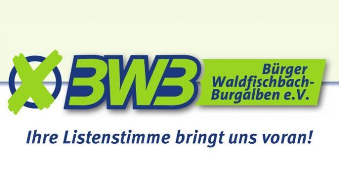 Die Kandidaten der BWB für die Kommunalwahlen 2014
